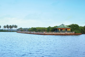 Rajah Island - Indian Residents Rejuvenation Program Mangrove cottage