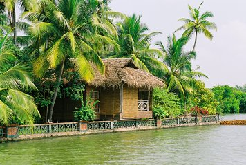 Rajah Island - Indian Residents River View Cottage (Single Bedroom)