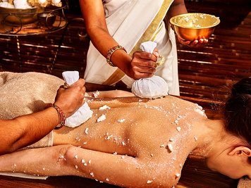 Rajah Beach - Indian Residents 20 Nights / 21Days Ayurvedic Treatment Package