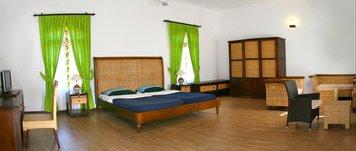 Rajah Beach - Indian Residents Ayurvedic Treatment Program Suite Room