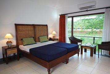 Rajah Beach - Indian Residents Ayurvedic Treatment Program Cottage