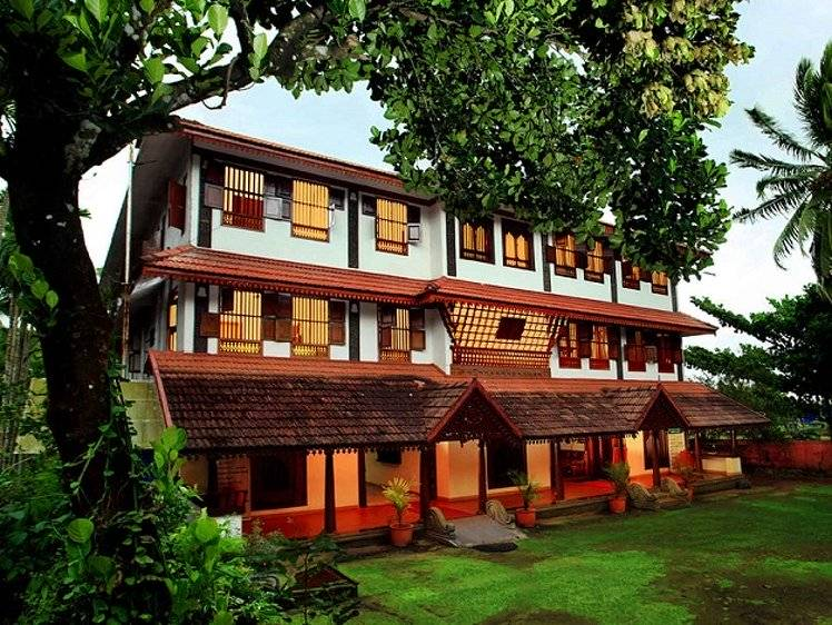 Sree Subramania Ayurvedic Nursing Home Calicut India 9