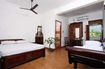 Sree Subramania Ayurvedic Nursing Home 13 Nights / 14 Days Osteo Arthritis Package  Non-A/C Room with TV