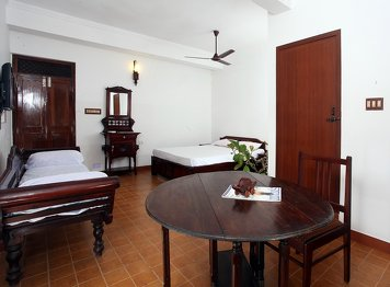 Sree Subramania Ayurvedic Nursing Home 27 Nights / 28 Days Stress Management  A/C Room