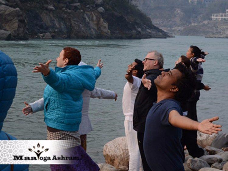 Maa Yoga Ashram Rishikesh India 3