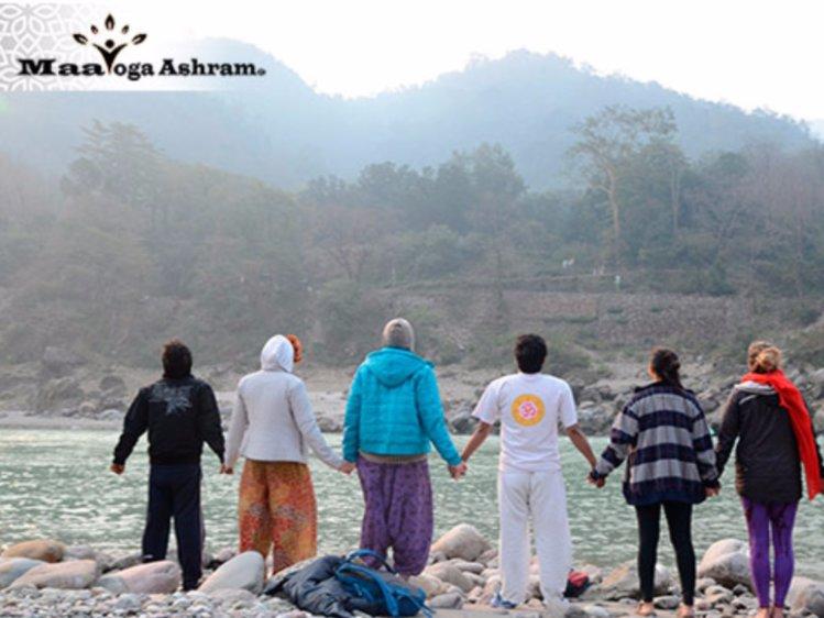 Maa Yoga Ashram Rishikesh India 4
