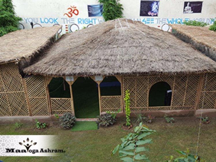 Maa Yoga Ashram Rishikesh India 2