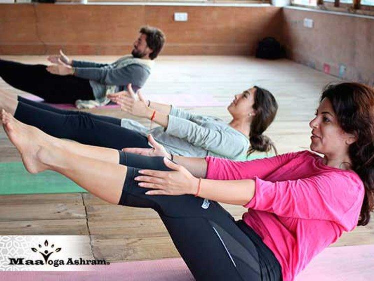 Maa Yoga Ashram Rishikesh India 5