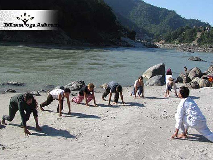 Maa Yoga Ashram Rishikesh India 7