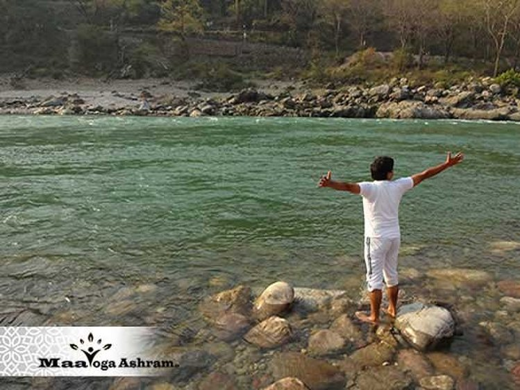 Maa Yoga Ashram Rishikesh India 6