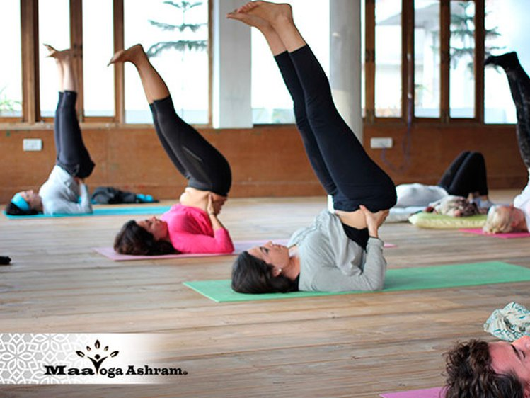 Maa Yoga Ashram Yoga Retreat 1