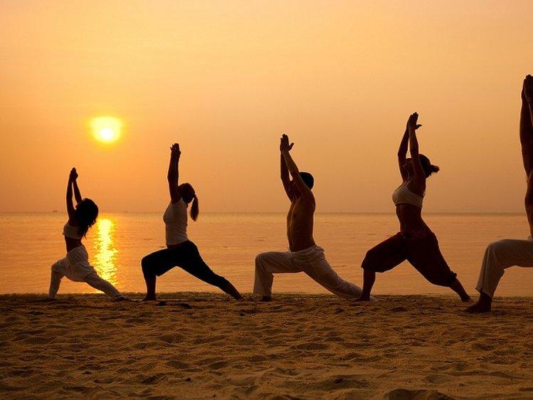 Rishikesh Sadan 10 Days Theraaptic Yoga Course 1