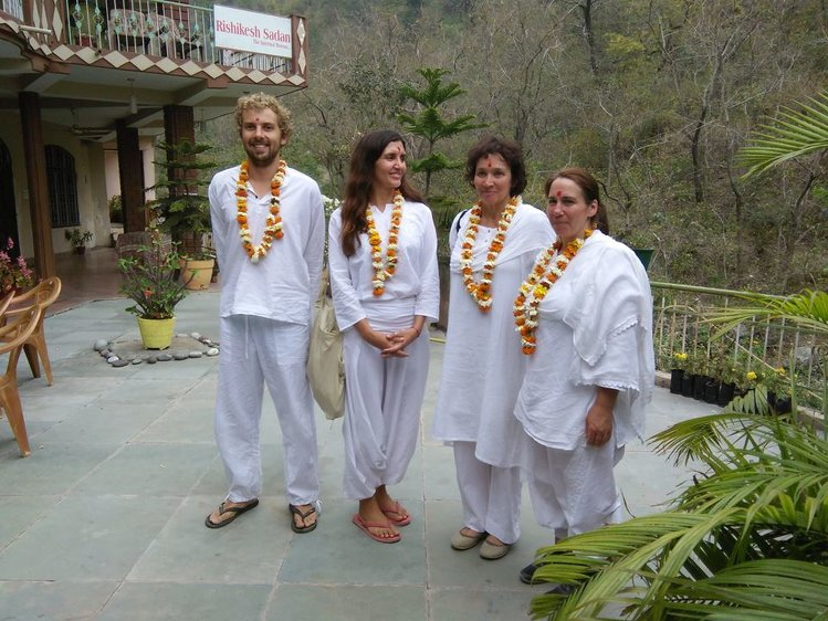 Rishikesh Sadan 200 Hrs Yoga Teacher Training 2