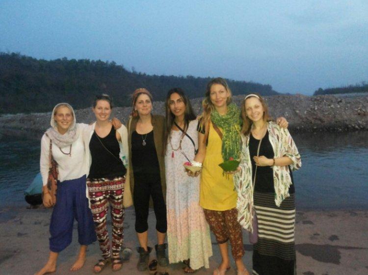 Ganga Yoga Academy Rishikesh India 3