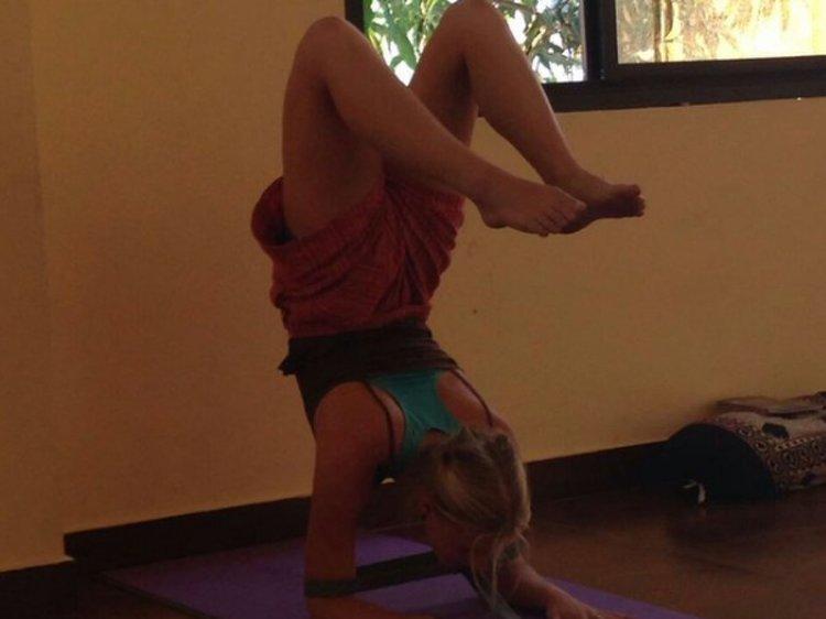 Ganga Yoga Academy Rishikesh India 5