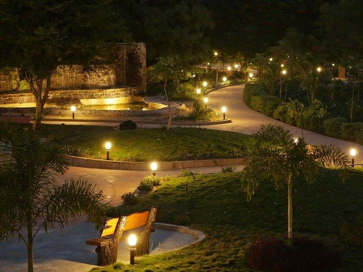 Nimba Nature Cure Village Baliyasan India 1