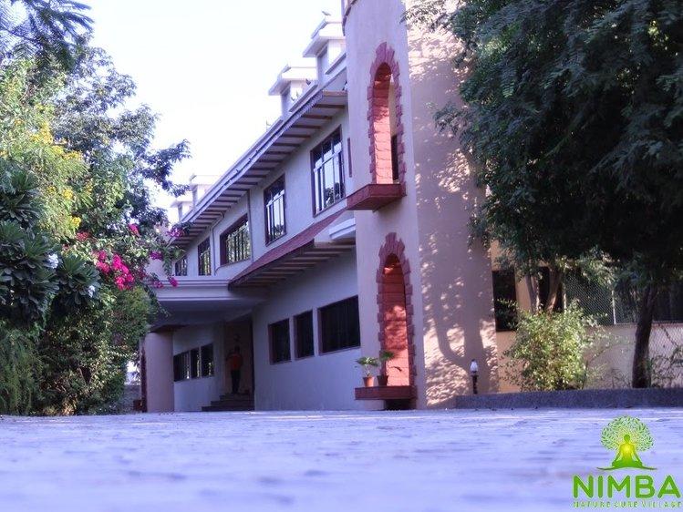 Nimba Nature Cure Village Baliyasan India 2