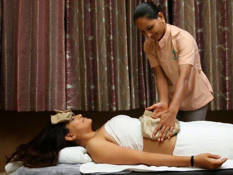 Nimba Nature Cure Village Baliyasan India 10