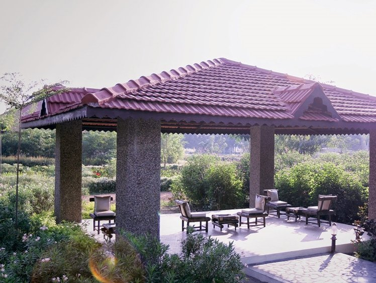 Nimba Nature Cure Village Baliyasan India 11