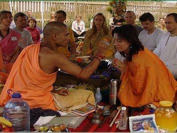 Swami Samarpan Ashram Rishikesh India