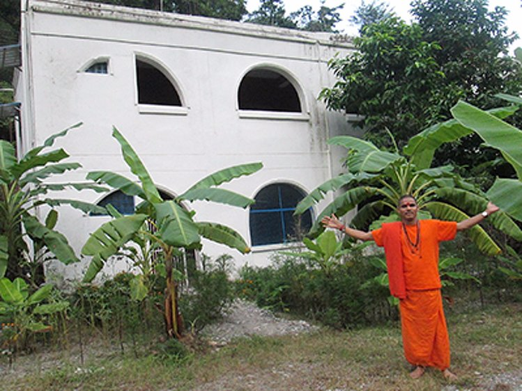 Swami Samarpan Ashram Rishikesh India 5