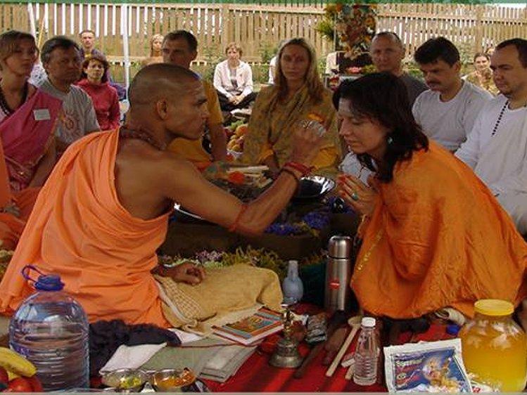 Swami Samarpan Ashram Rishikesh India 1