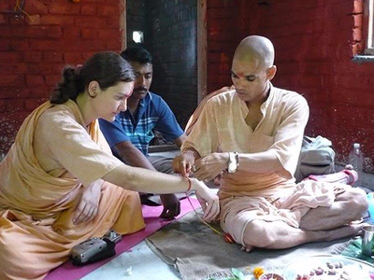Swami Samarpan Ashram Rishikesh India 3