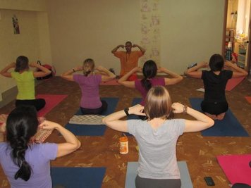 Swami Samarpan Ashram Yoga (Tantra) Teacher Training Course