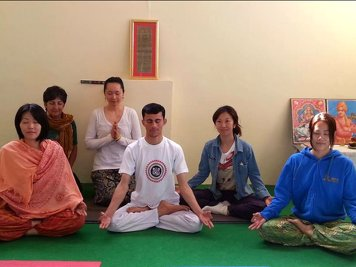 Swami Vivekananda Yoga & Meditation School Yoga Teacher Training Course