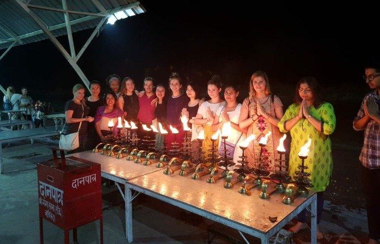 Rishikesh Nath Yogshala 3 days Meditation retreat in Rishikesh India 31