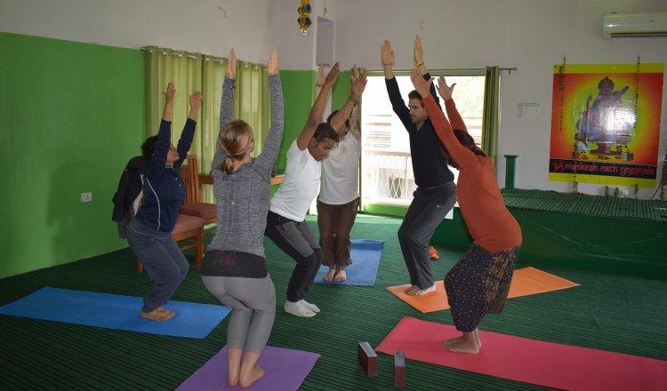 Rishikesh Nath Yogshala 200 hours Multi-Style Yoga Teacher Training 3