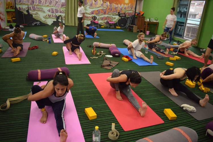 Rishikesh Nath Yogshala 200 hours Multi-Style Yoga Teacher Training 9