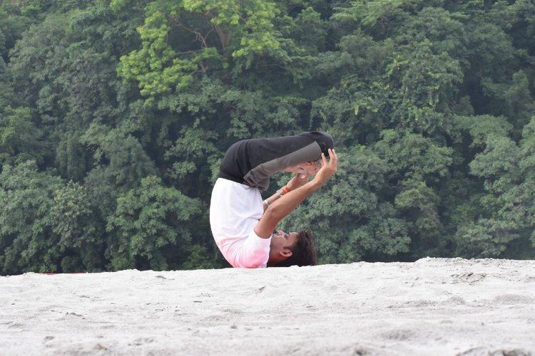 Rishikesh Nath Yogshala 200 hours Multi-Style Yoga Teacher Training 13