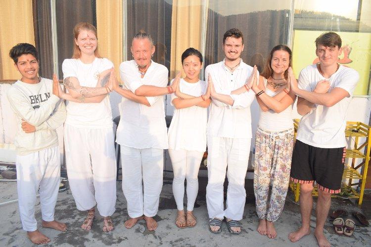 Rishikesh Nath Yogshala 200 hours Multi-Style Yoga Teacher Training 16