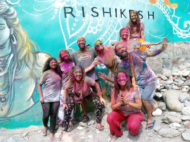 Rishikesh Nath Yogshala 200 hours Multi-Style Yoga Teacher Training 18
