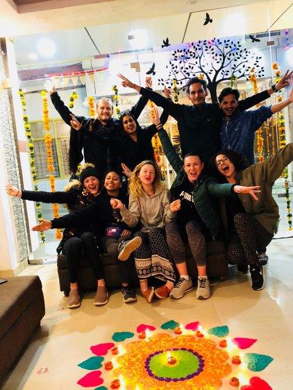 Rishikesh Nath Yogshala 200 hours Multi-Style Yoga Teacher Training 19