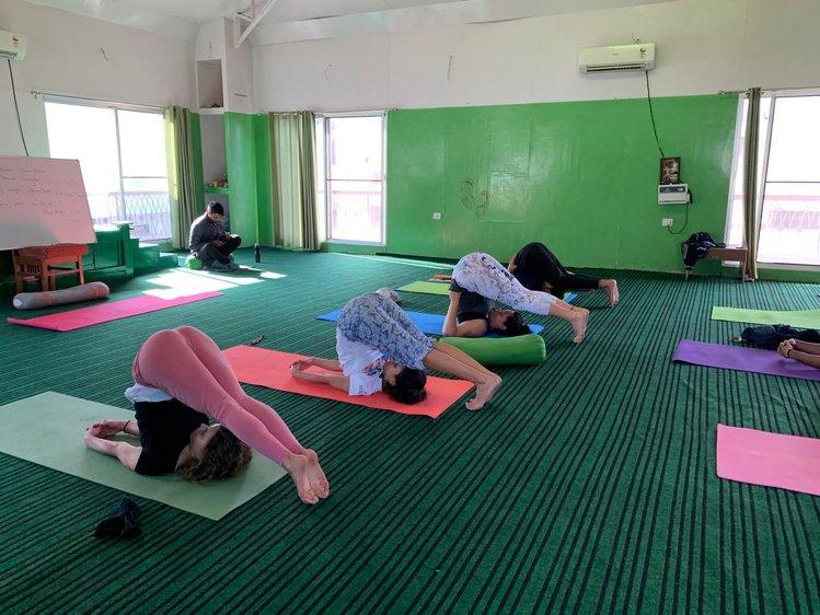 Rishikesh Nath Yogshala 200 hours Multi-Style Yoga Teacher Training 20