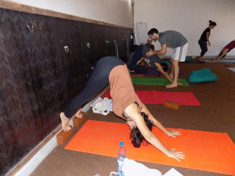 Rishikesh Nath Yogshala 200 Hours Hatha Yoga Teacher Training 1