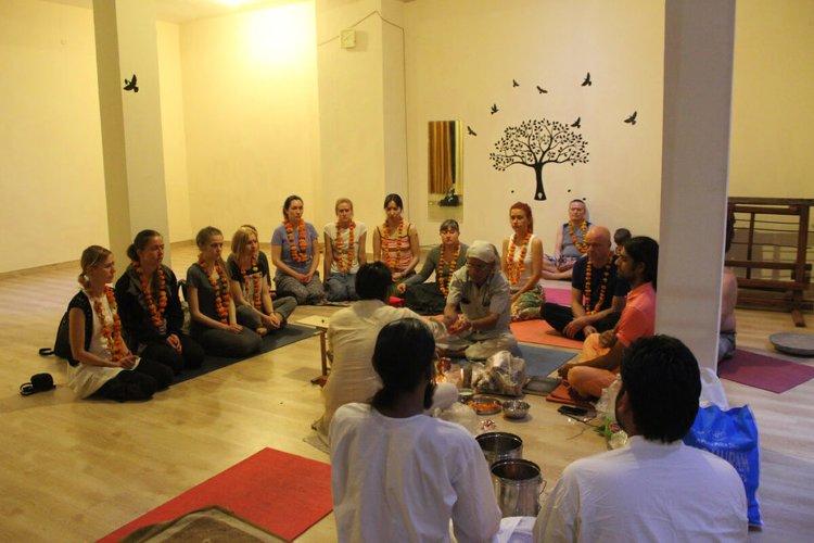 Rishikesh Nath Yogshala 200 Hours Hatha Yoga Teacher Training 2