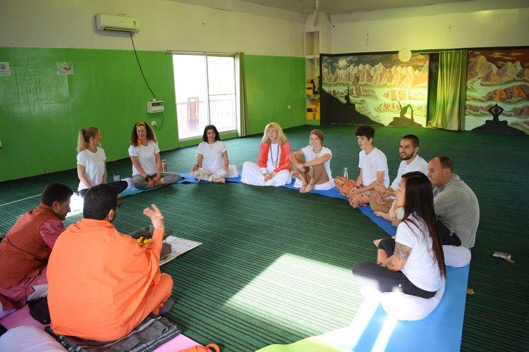 Rishikesh Nath Yogshala 200 Hours Hatha Yoga Teacher Training 6