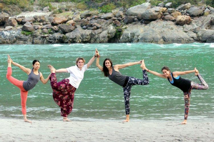 Rishikesh Nath Yogshala 200 Hours Hatha Yoga Teacher Training 8