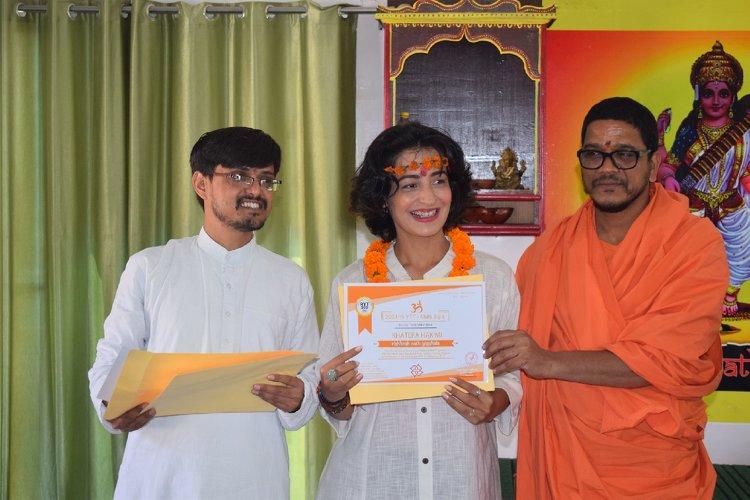 Rishikesh Nath Yogshala 200 Hours Hatha Yoga Teacher Training 9
