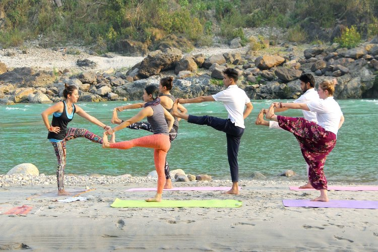Rishikesh Nath Yogshala 200 Hours Hatha Yoga Teacher Training 10