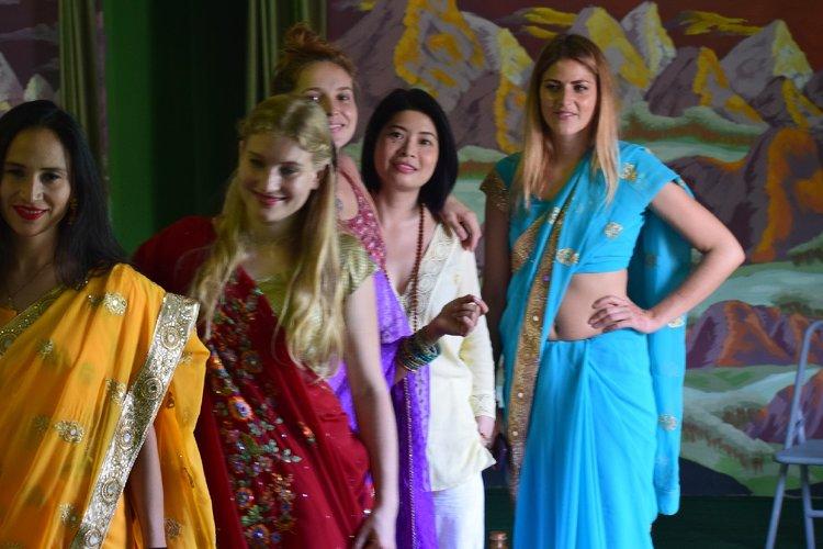 Rishikesh Nath Yogshala 200 Hours Hatha Yoga Teacher Training 12