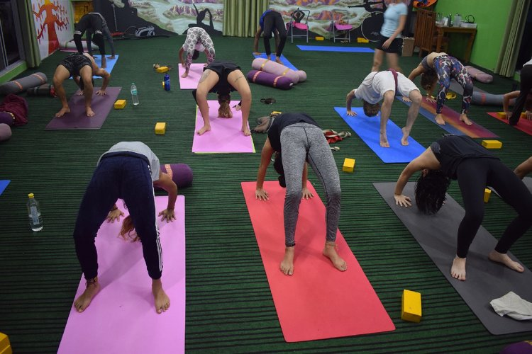 Rishikesh Nath Yogshala 200 Hours Hatha Yoga Teacher Training 15