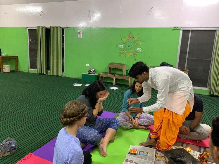 Rishikesh Nath Yogshala 200 Hours Hatha Yoga Teacher Training 17