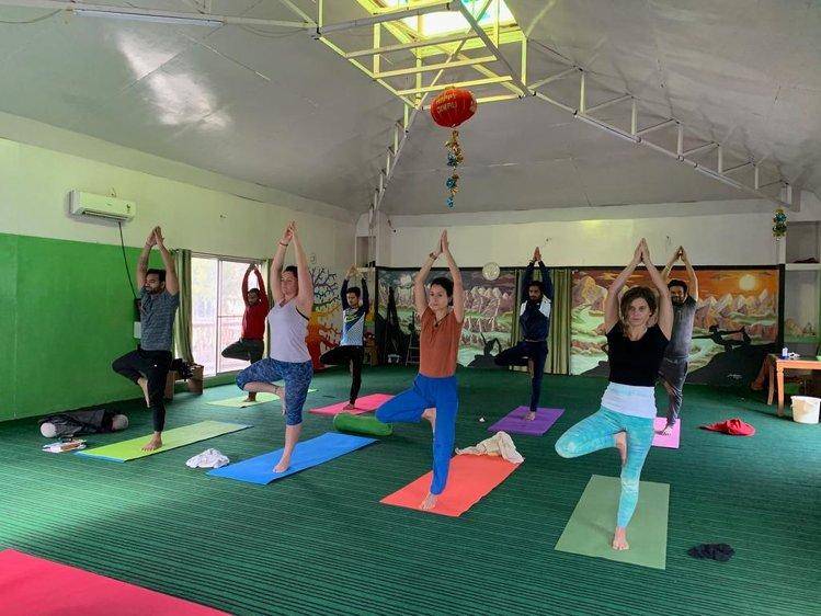 Rishikesh Nath Yogshala 200 Hours Hatha Yoga Teacher Training 18