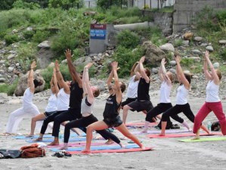 Rishikesh Nath Yogshala 300 Hour Vinyasa Flow & Ashtanga Yoga Teacher Training 2