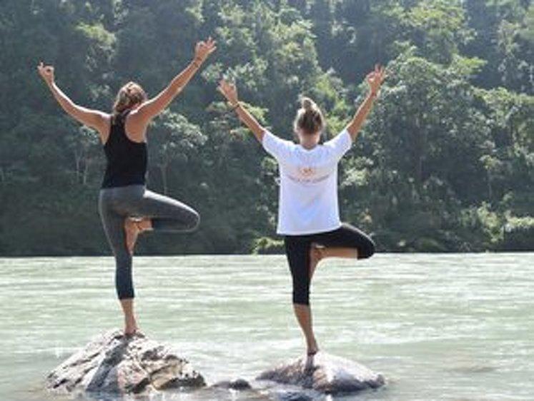 Rishikesh Nath Yogshala 300 Hour Vinyasa Flow & Ashtanga Yoga Teacher Training 7