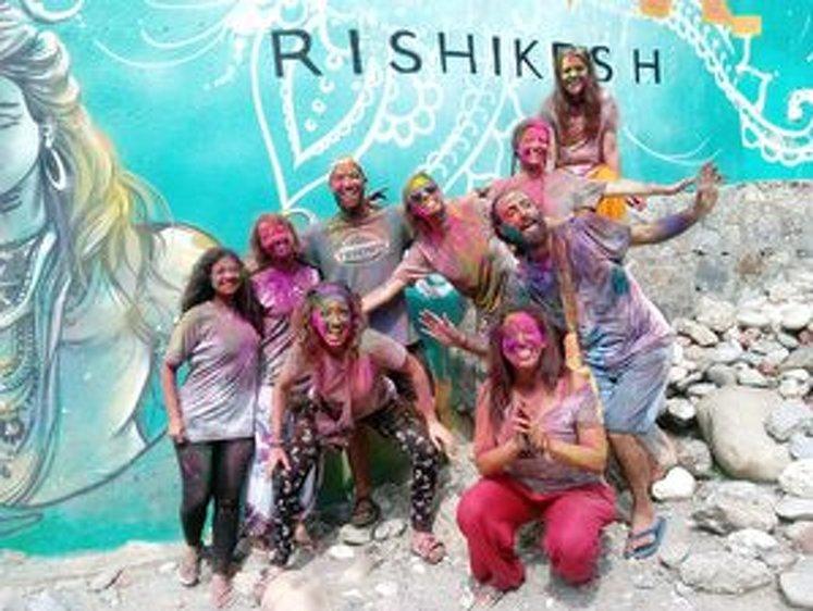 Rishikesh Nath Yogshala 300 Hour Vinyasa Flow & Ashtanga Yoga Teacher Training 8